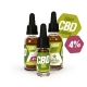 Zambeza CBD Oil 4% 50ml