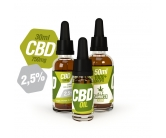 CBD Oil 2.5% 30ml