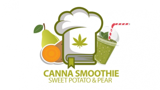 Recipe: How To Make A Raw Cannabis, Sweet Potato, And Pear Smoothie