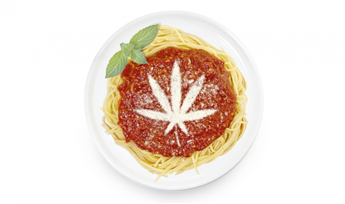 How To Make Cannabis-Infused Spaghetti Sauce